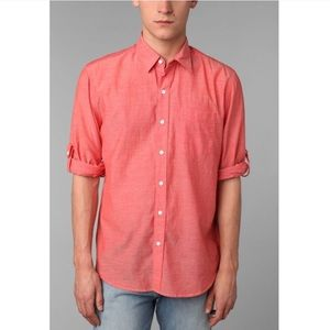 Hawkings McGill Breezy Button-Down Shirt